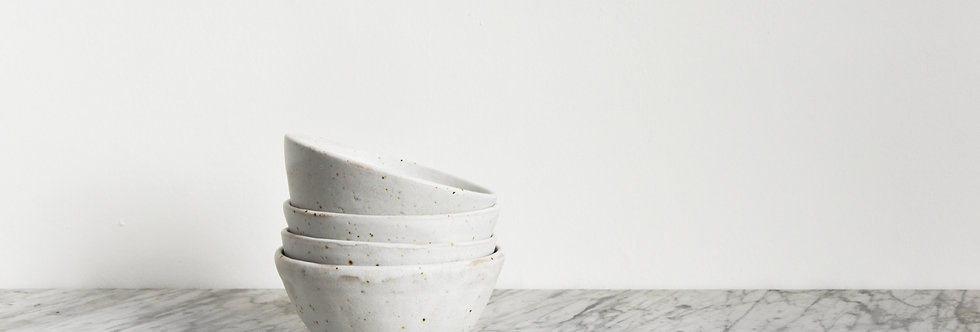 FLECKED CEREAL BOWL