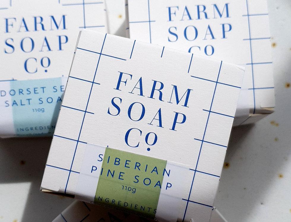 FARM SOAP CO. ALL NATURAL VEGAN SOAP