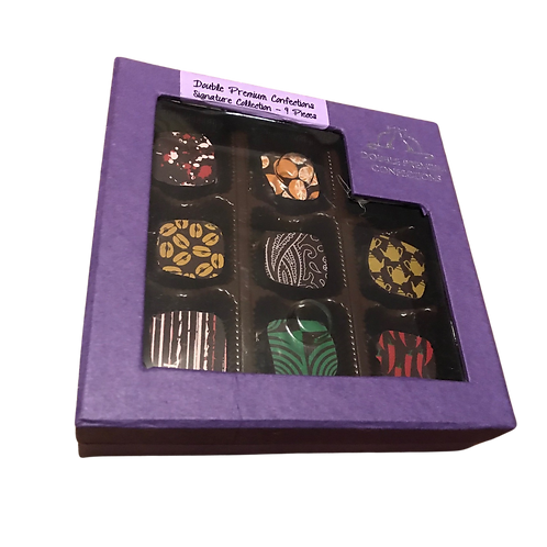 Truffle Collection - 9 pieces