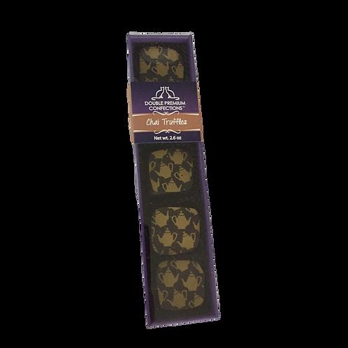 Chai Truffles, 5 piece sleeve