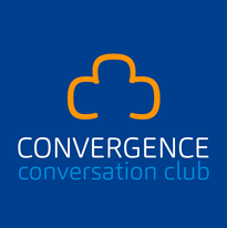 Logo | Convergence Conversation Club, Washignton DC.