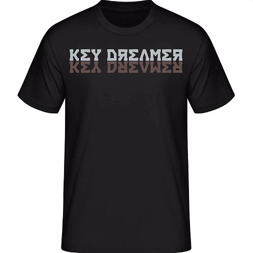 T-Shirt | Black +  Grey-Brown