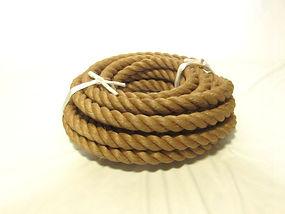 マニラロープ 曳き綱