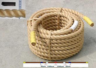 綱引連盟 綱引ロープ マニラロープ