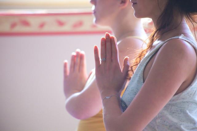 Yoga mit Port - geht das?