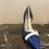 Thumbnail: Zeta Genuine debossed 4in heels size 11