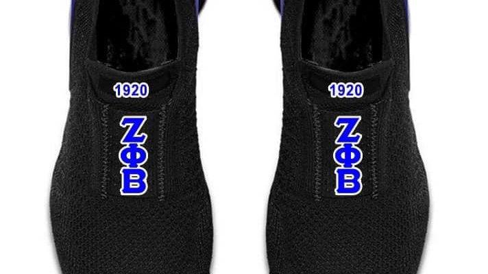 ΖΦΒ athletic shoes -Ships November 29th