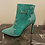 Thumbnail: AKA Genuine Suede leather boots size 9 (4in heels)