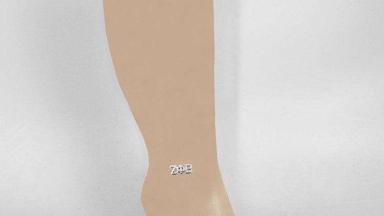 ΖΦΒ Beige Genuine  Leather 4in Boots