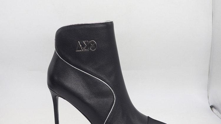 ΔΣΘ Genuine Leather Boots