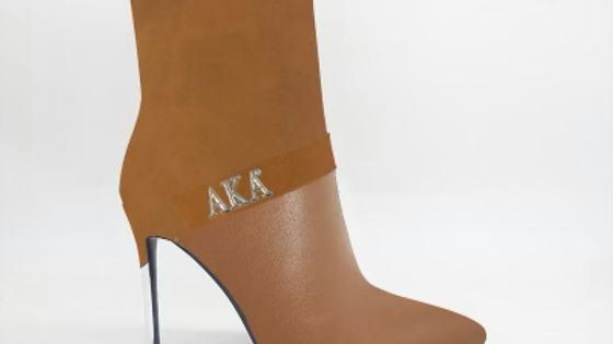 AKA Brown Suede/Genuine Leather 4in Boots