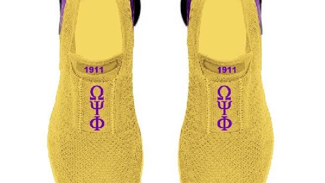 ΩΨΦ Athletic shoes Ships February 15th