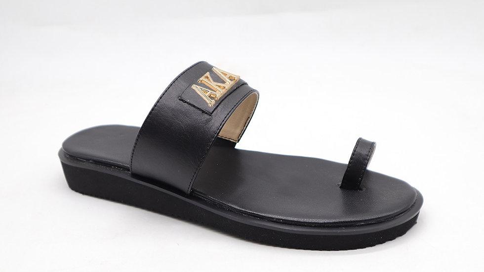 AKA genuine leather sandals