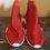 Thumbnail: Rhinestone embellished athletic shoes
