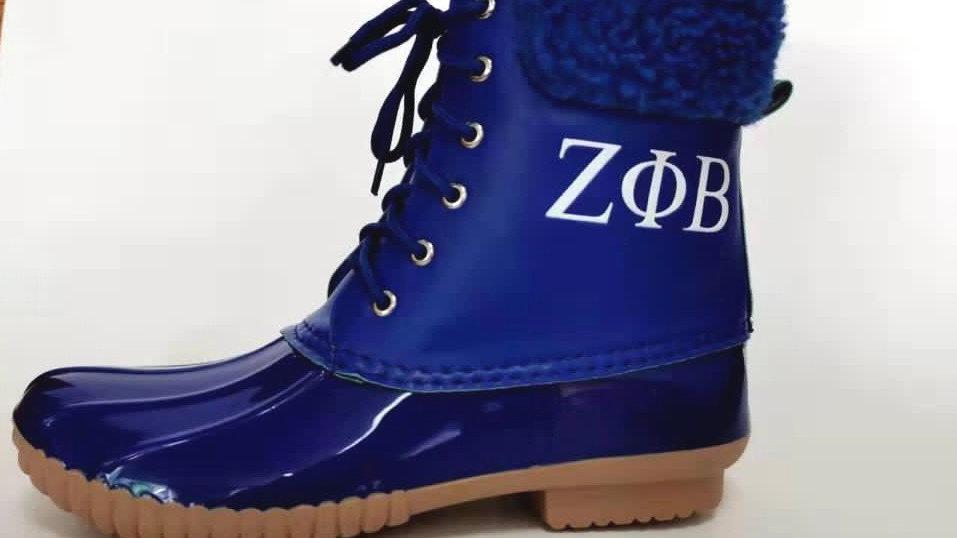 ΖΦΒ Rain boots