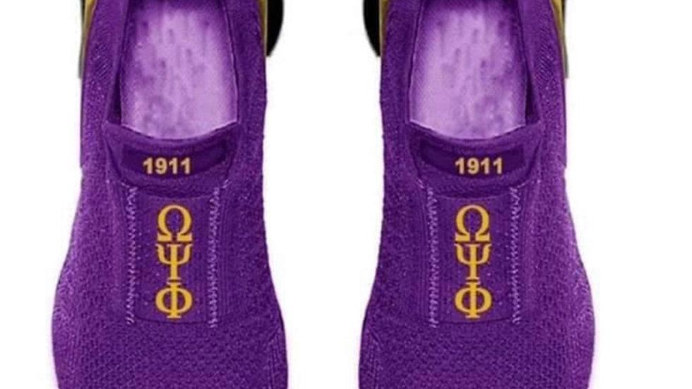 ΩΨΦ Athletic shoes