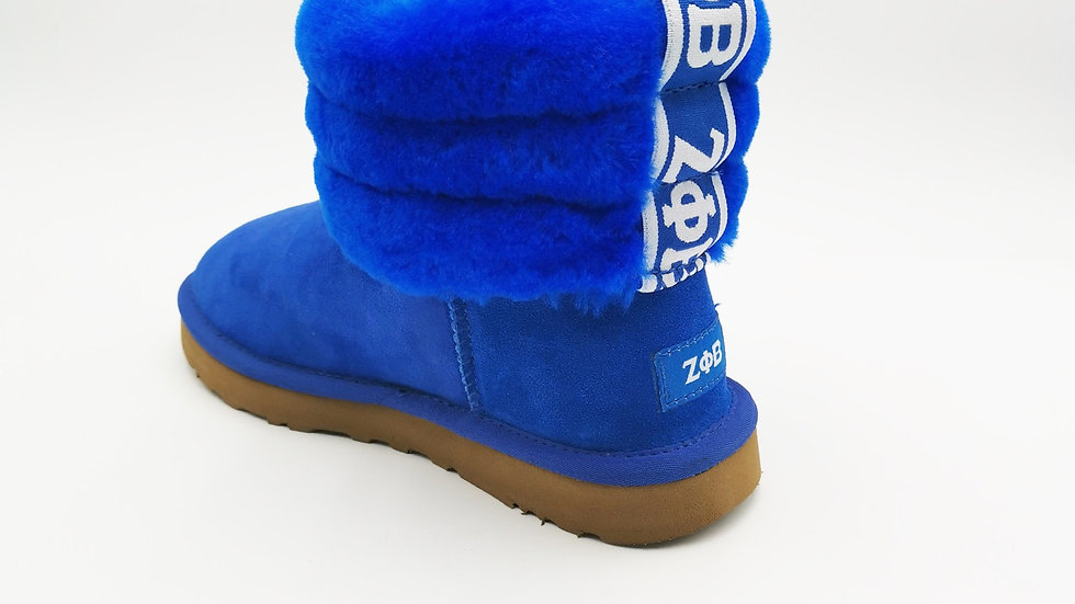 ΖΦΒ  Sheep wool boots-Ships January 15th