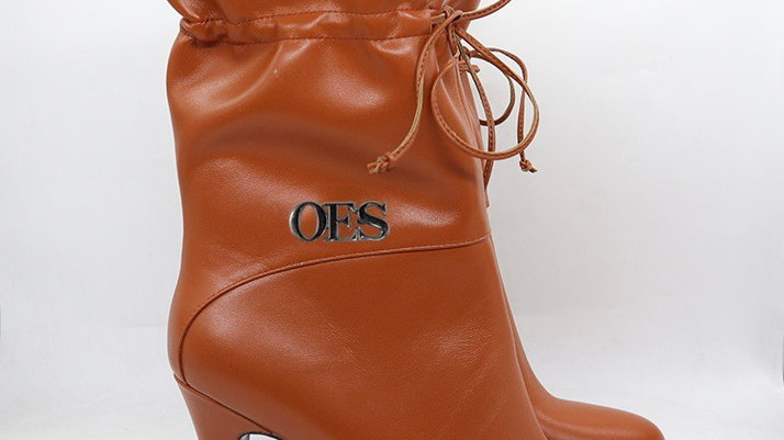 OES Genuine Leather 4in Boots