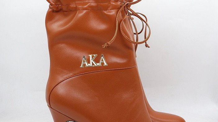 AKA Genuine Leather 4in Boots