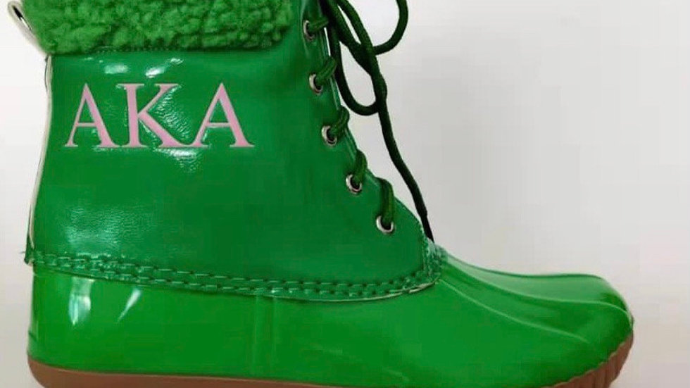 AKA Rain boots -Ships December 15th