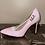 Thumbnail: AKA genuine leather 4 in heels size 9