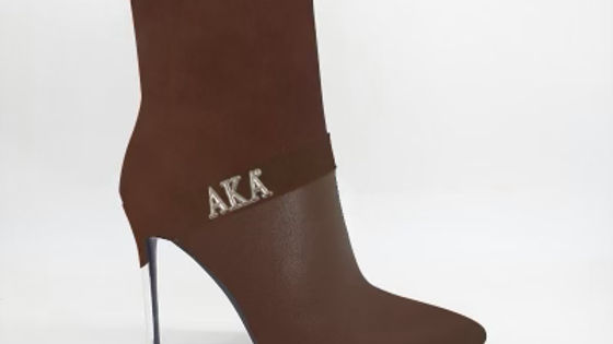 AKA Chocolate Suede/Genuine Leather 4in Boots