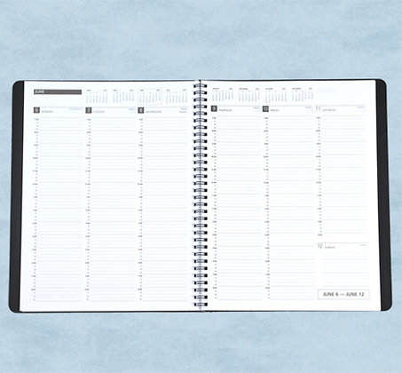 Desk Appointment Planner