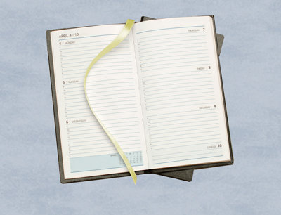 Weekly Appointment Pocket Planner