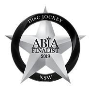 ABIA Award Disc Jockey White Clover Musi