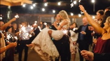 Thank You and Goodnight:                        Have you thought about how to conclude your wedding?