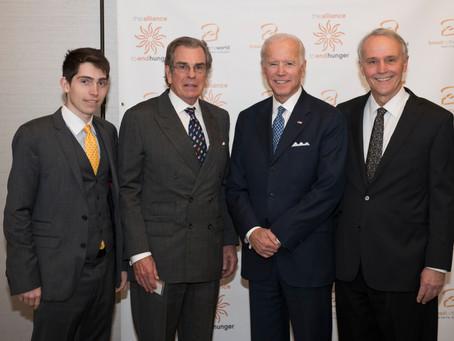 I Fervently Support Joe Biden for President