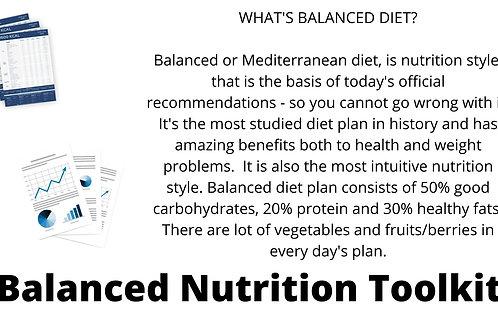 Balanced Nutrition Plan