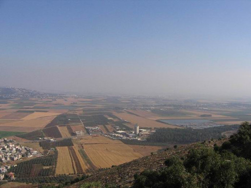 "The Valley of Jezreel ""Faith Pleases God"""