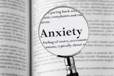 Anxiety Oil Blend