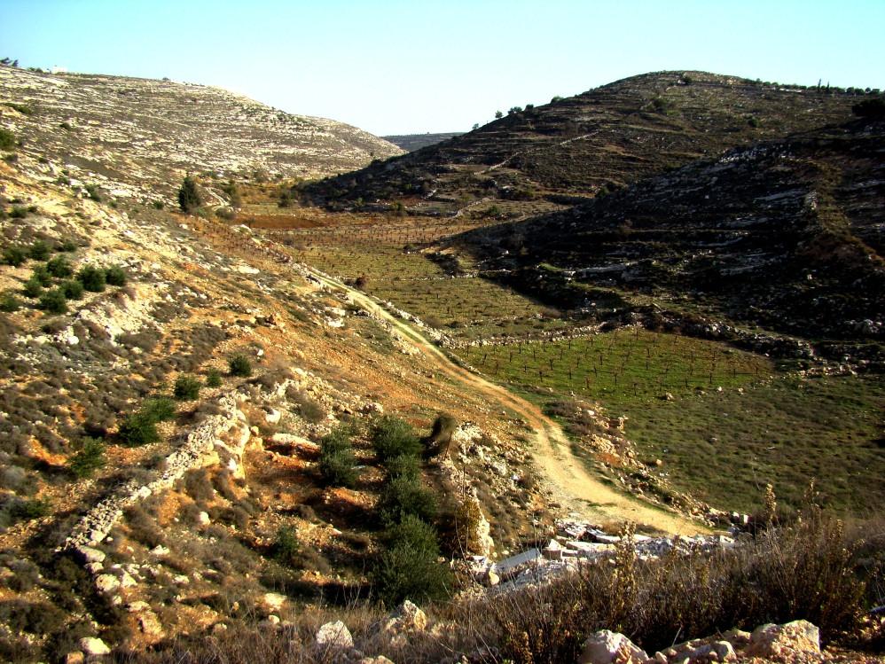 Valley of Beracah