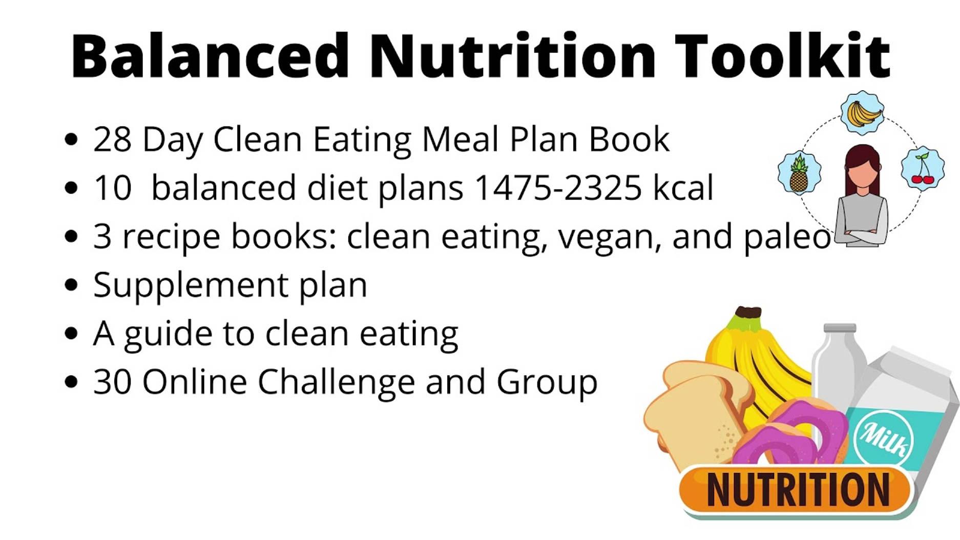 Balanced Nutrition Toolkit
