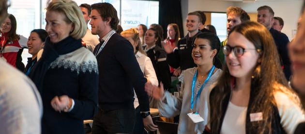 """""""Studentidretten vil!"""", resolusjon om e-sport og full kjønnsbalanse - Forbundstinget 2020"""