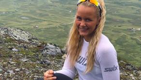 Burpees med Survivor på full guffe - Ingrid-Amalie deler sine erfaringer og tips om digital trening!