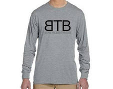 BTB Adult Dry-Power Long sleeve T-shirt