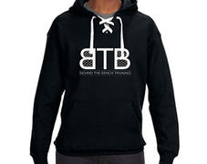 BTB Lace up Hoodie - Adult