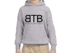 BTB Hooded Sweatshirt