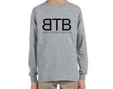 BTB YTH Dry-power long sleeve T-shirt