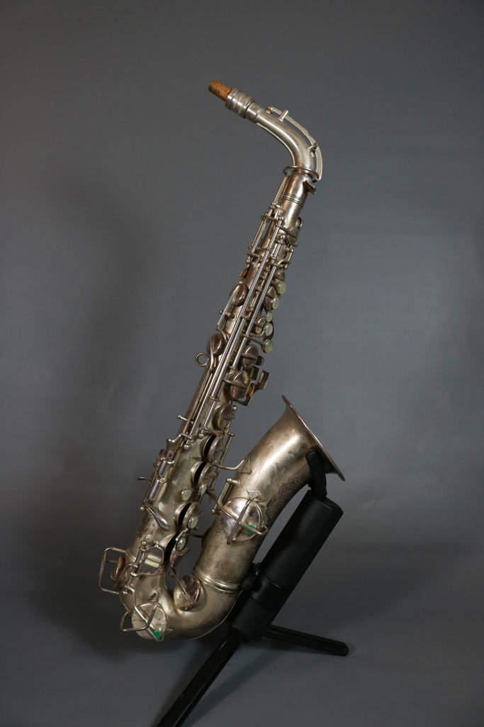 Conn Chu Berry Alto Saxophone 238xxx - On Trial | Tenor Madness
