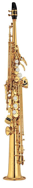 Yamaha YSS-475II Soprano Saxophone - $2616.99