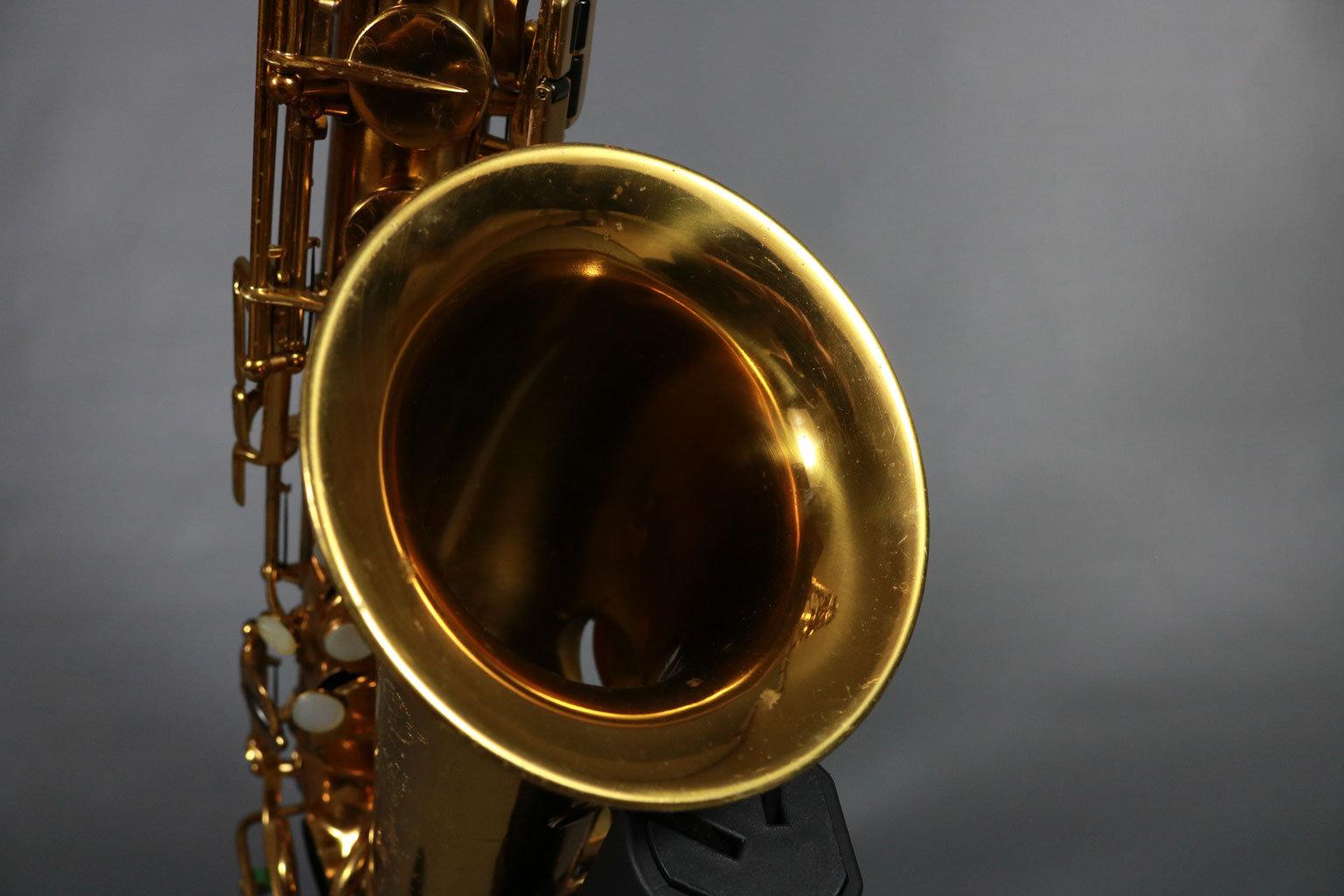 Selmer Cigar Cutter Alto Saxophone 14xxx - $3495 | Tenor Madness