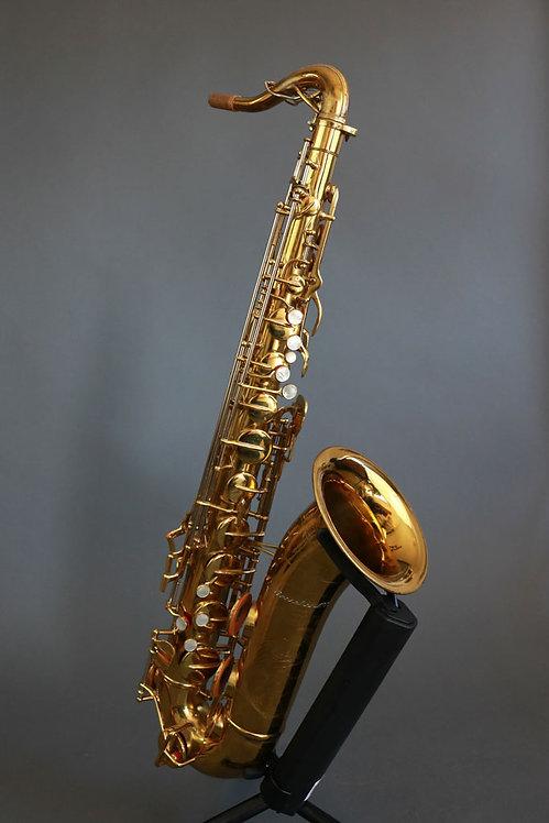 Buescher Top Hat & Cane Tenor Saxophone 338xxx - $2395.00