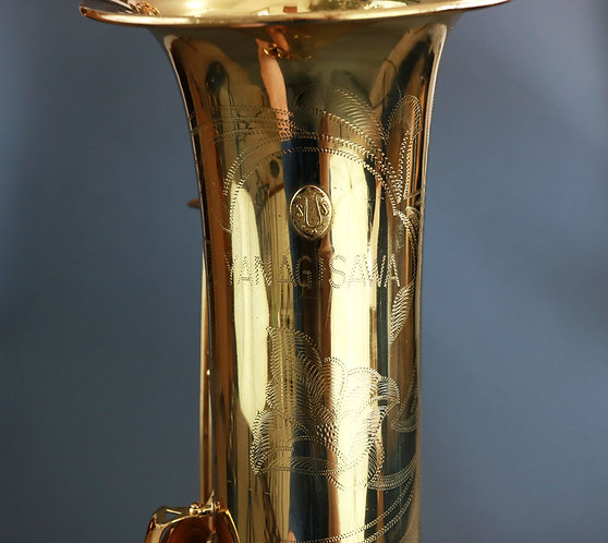 Yanagisawa 990 Baritone Saxophone 00177729 - Coming Soon