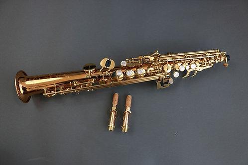 Yanagisawa SW020 Soprano Saxophone00375xxx - $4995.00