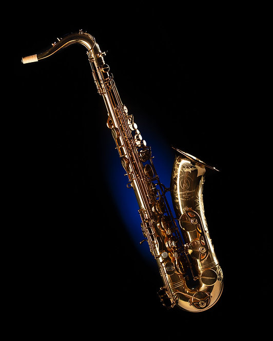 "TM Custom 500sl ""Session"" Tenor Saxophone - $4795.00"