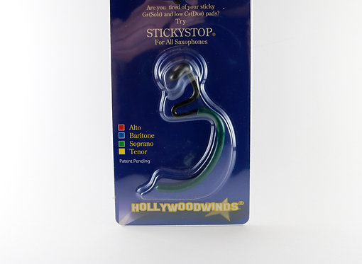 Hollywoodwinds StickyStop for Saxophone